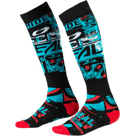 O'Neal Pro MX Chaussettes, ride-black/blue